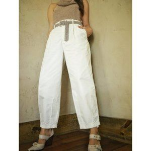 New Levi's Pleated Utility Balloon Trouser Pants